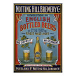 Notting Hill Brewery Co, 1899 Posters