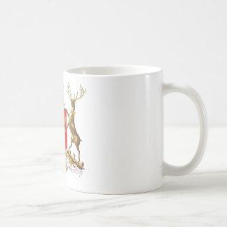 Nottingham Coat of Arms Coffee Mug