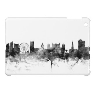 Nottingham England Skyline iPad Mini Cover