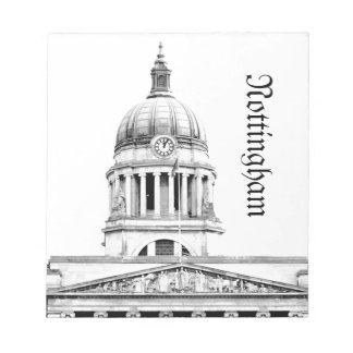 Nottingham Notepad