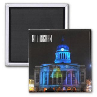 Nottingham Square Magnet