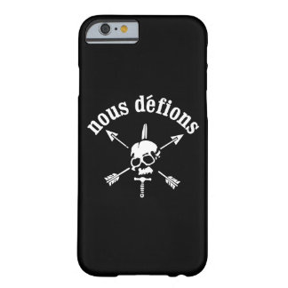 Nous Defions Barely There iPhone 6 Case