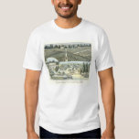 Nouveau Medoc Vineyard and Wine Cellars T-shirts