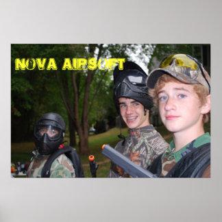 Nova airsoft poster