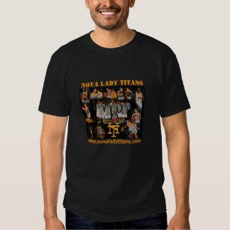 NOVA LADY TITANS T-Shirt - BLK
