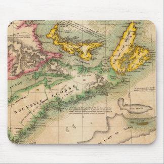 Nova Scotia and New Brunswick 44 Mouse Mat