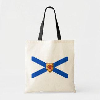Nova Scotia, Canada Tote Bags