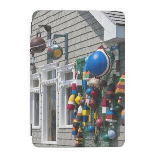 Nova Scotia, Canada. Buoy shop in  Blue Rocks in iPad Mini Cover