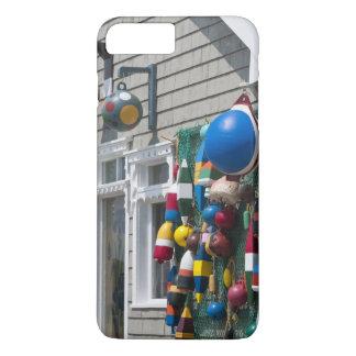 Nova Scotia, Canada. Buoy shop in  Blue Rocks in iPhone 8 Plus/7 Plus Case