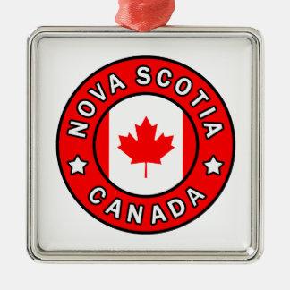 Nova Scotia Canada Christmas Ornament
