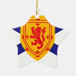 NOVA SCOTIA CHRISTMAS ORNAMENT