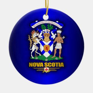 Nova Scotia COA Christmas Ornament