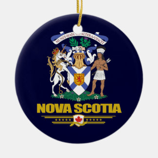 Nova Scotia COA Christmas Ornament