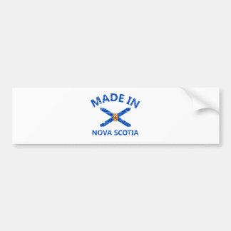Nova scotia Coat of arms Bumper Sticker