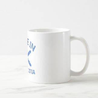 Nova scotia Coat of arms Coffee Mug