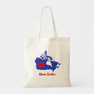 Nova Scotia Customize Canada Province bag