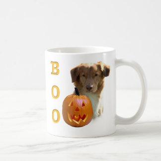 Nova Scotia Duck Tolling Boo Coffee Mugs