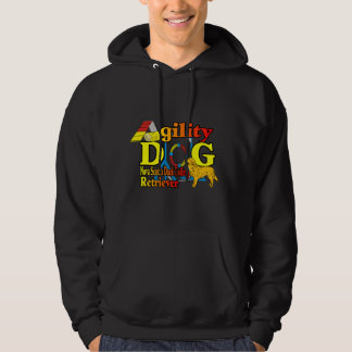 Nova Scotia Duck Tolling Retriever Agility Hooded Sweatshirt