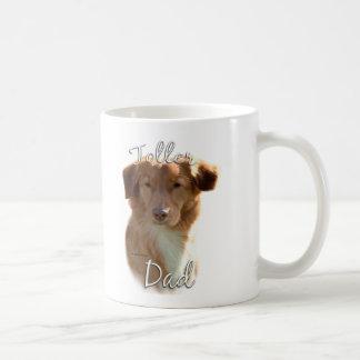 Nova Scotia Duck Tolling Retriever Dad 2 Classic White Coffee Mug