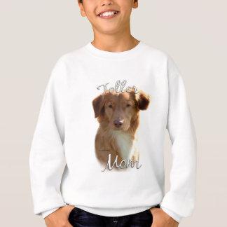 Nova Scotia Duck Tolling Retriever Mom 2 Sweatshirt