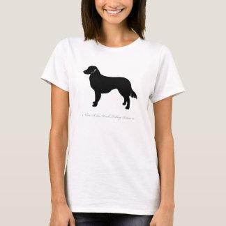 Nova Scotia Duck Tolling Retriever T-shirt (black)