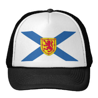 Nova Scotia Flag Cap