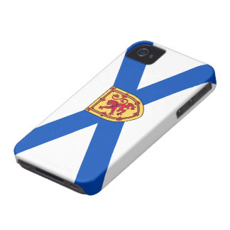 Nova Scotia Flag iPhone 4 Case
