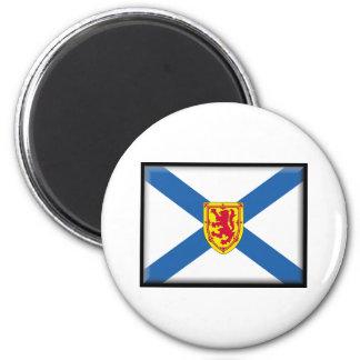 Nova Scotia Flag Magnet