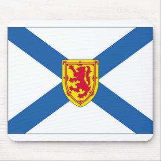 Nova Scotia Flag Mouse Mat