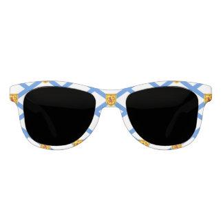 Nova Scotia flag sunglasses