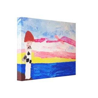 Nova Scotia Lighthouse - Canvas