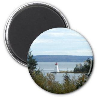 Nova Scotia Lighthouse Magnet