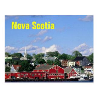 Nova Scotia magnet Postcard