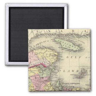 Nova Scotia, New Brunswick, Pr Edward's Id Magnet