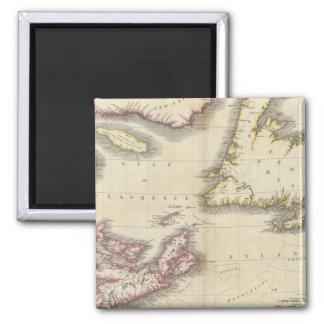 Nova Scotia, Newfoundland Magnet