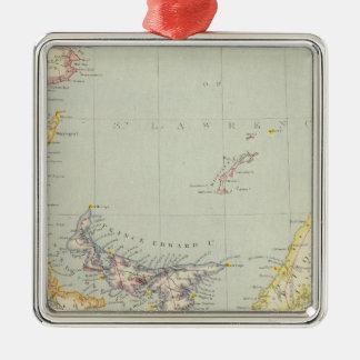 Nova Scotia, Prince Edward Island, Newbrunswick Christmas Ornament