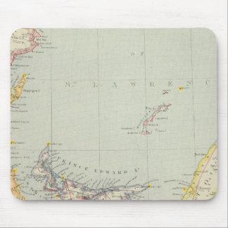 Nova Scotia, Prince Edward Island, Newbrunswick Mouse Mat
