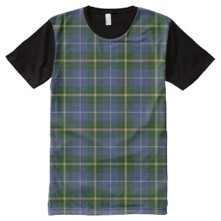 Nova Scotia Tartan American Apparel shirt All-Over Print T-Shirt