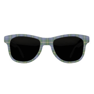 Nova Scotia tartan custom plaid  Sunglasses