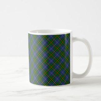 Nova Scotia Tartan Designed Print (Canada) Coffee Mug