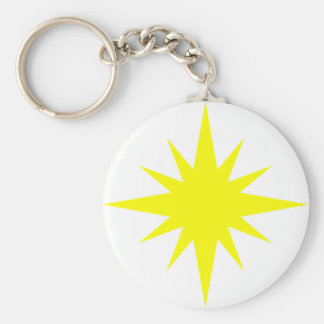 Nova Star Keychain