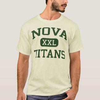 Nova - Titans - Nova High School - Davie Florida T-Shirt
