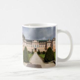 Nove Hrady Castle, Bohemia, Czech Coffee Mug