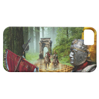 Novel Ghost Forrest iPhone 5 Cover
