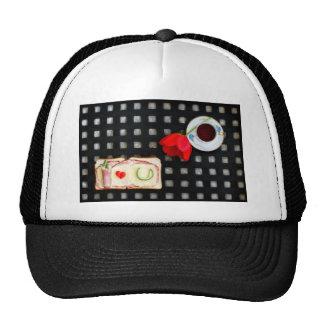 Novel tic breakfast hat