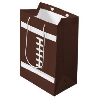 Novelty Football Medium Gift Bag