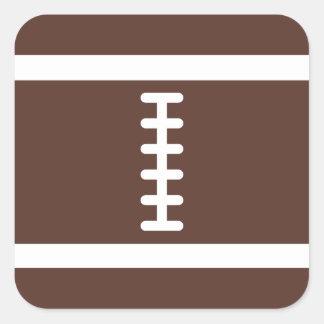 Novelty Football Stickers