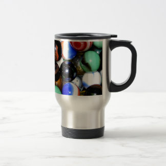Novelty Marble Collection Stainless Steel Travel Mug