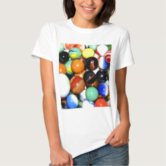 Novelty Marble Collection Tee Shirts