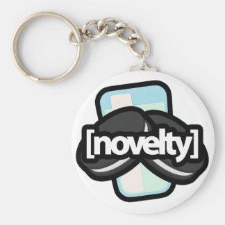 novelty stuff key chain